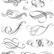 Calligraphic Elements -  