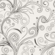 Seamless Floral Pattern — Stockvector #9587656