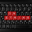 On strike — Stock Photo #10099201