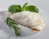Prepared cod — Stock Photo