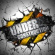 Under construction - Image vectorielle