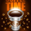 Royalty-Free Stock Vector Image: Coffee time
