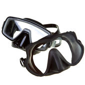 Mask for diving (snorkel) — Stock Photo