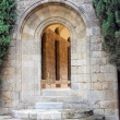 Stock Photo: Greece, Rhodes, Monastery on Filerimos mountain