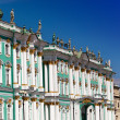 Stock Photo: Russia. Petersburg. winter Palace. (Hermitage)