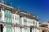 Russia. Petersburg. A winter Palace. (The Hermitage) — 图库照片