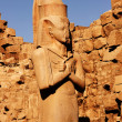 The statue of Ramses - Stock Photo