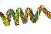 Color wire — Stock Photo