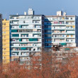 Apartment Block in Barcelona — Stock Photo #9692696