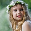 Stock Photo: First Communion - portrait