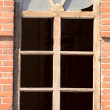 Old window - Stockfoto