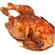 Roasted chicken — Stock Photo #9177690