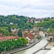 Stock Photo: River at Bern