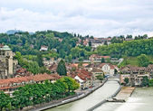 River at Bern — Stock Photo