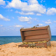 Wooden treasure chest — Stock Photo #9674178