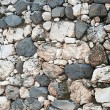 Ancient stone wall — Stock Photo