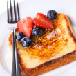 French toast — Stock Photo #10062990