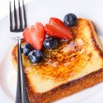 French toast — Stock Photo #10062990