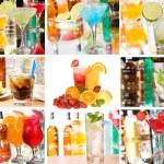 Cocktails — Stock Photo #10351128