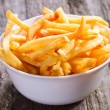 Fries potatoes — Stock Photo #10542761