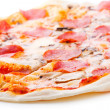 Pepperoni pizza — Stock Photo #8668308