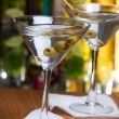 Cocktail martini — Stock Photo