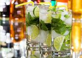 коктейль мохито — Стоковое фото