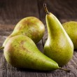 Green pears - Foto Stock