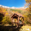 Stock Photo: Fall mountain