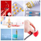 Health background — Stock Photo
