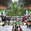 Atocha railway station — Stock Photo
