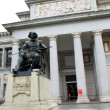 Museum Prado — Stock Photo