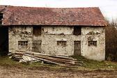 Velho celeiro — Foto Stock