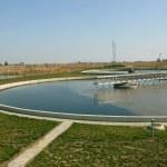 Water treatment — Stock Photo