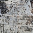 The Marble Quarries - Apuan Alps — Stock Photo