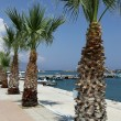 Kardamena resort and port on the island of Kos — Stock Photo #7996785