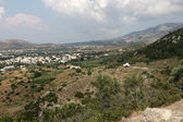 View on Tigaki. Kos Island Greece — Stock Photo