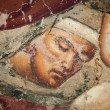 Pisa, Camposanto, Triumph of Death, detail, fresco, Buonamico Buffalma — Stock Photo #8076872