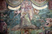 The Last Judgement (Heaven), Campo Santo, Pisa — Stock Photo