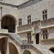 The Palace of the Grand Master of the Knights of Rhodes — Стоковая фотография