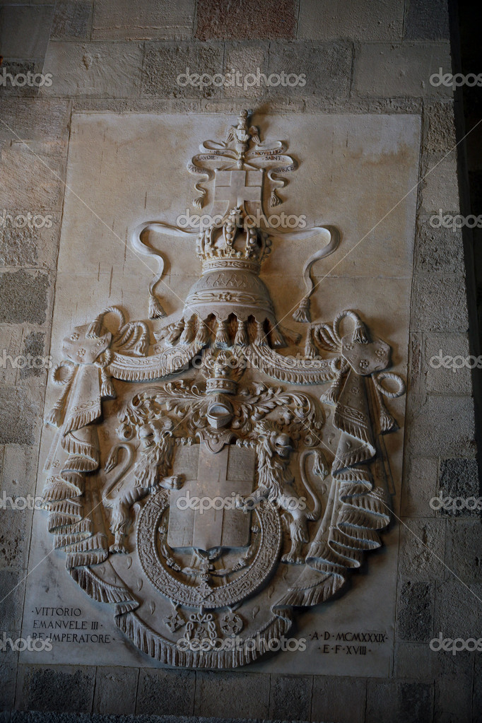 The Palace of the Grand Master of the Knights of Rhodes — Stock Photo #8277828