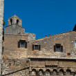 San Gimignano-  small walled medieval hill town in the Tuscany — Stock Photo