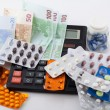 Expensive medicines — Stock Photo #9806248