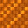 Royalty-Free Stock Photo: Inlaid Wood Checkerboard Floor Seamless