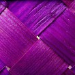 Stock Photo: Purple wooden chessboard
