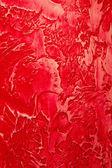 Red plaster, mosaic — Stock Photo