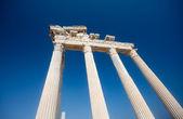 Apollo temple ruins — Stock Photo