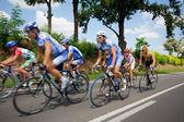 International cycle race — Stock Photo
