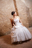 若い花嫁 — ストック写真