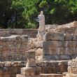 Empuries Greek ruins — Stock Photo